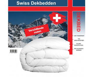 Swiss dekbed