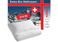 Swiss Boxkussen